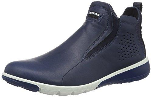 Ecco Intrinsic 2, Chaussures Multisport Outdoor Femme Bleu (TRUE NAVY1048)