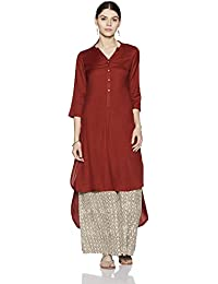 Myx Women's Straight Kurta