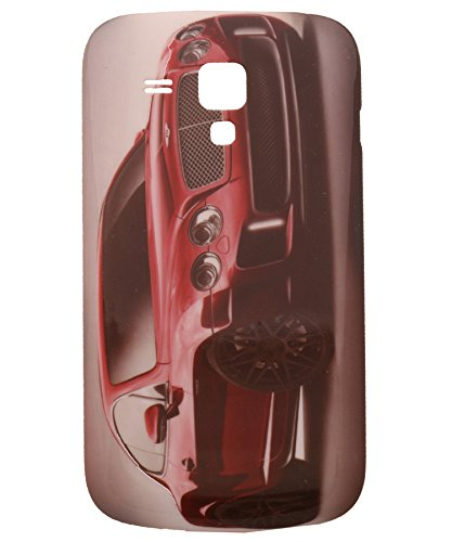 iCandy™ Hard Back Panel Replacement cover For Samsung Galaxy S Duos S 7562 / S Duos 2 S7582 - Bentley  available at amazon for Rs.180
