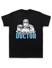 Trust Me I'm A Doctor Funny Work Slogan Herren T-Shirt