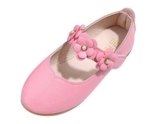 Zapatos Niños Casuales De Flor Sandalias Sólido