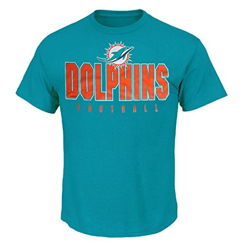 Miami Dolphins  Football  NFL T-shirt XL
