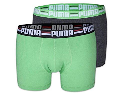 Preisvergleich Produktbild Puma Brand Boxershorts Herren (Doppelpack)