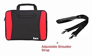Saco Shock Proof Slim Laptop Bag for Lenovo Y50-70 Notebook - 15.6 inch