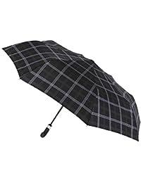Elegante y práctico Paraguas Vogue para Hombre con Doble Varilla de Aluminio y Fibra de Vidrio
