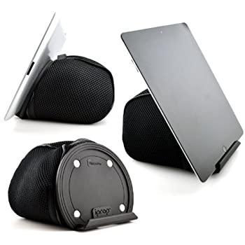 iPad Lap & Bed Stand by iProp - Bean Bag Universal eReader & Tablet Holder;
