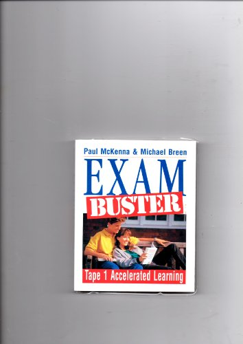 Paul McKenna's Personal Hypnotherapy: Exam Buster - Accelerated Learning Tape 1