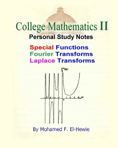 College Mathematics II: Personal Study Notes