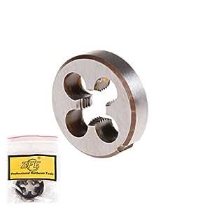 ZFE M13.5 X 1.0mm filière HSS à gauche Dienuts filetage fin métrique