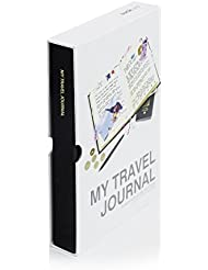 Suck UK My Travel Journal - Black