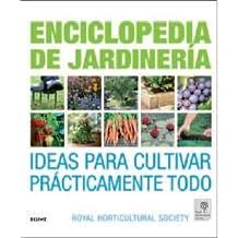 Enciclopedia de jardinería