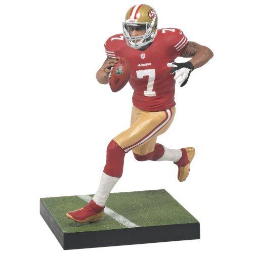 McFarlane NFL Series 33 Figure San Francisco 49Ers Colin Kaepernick by McFarlane