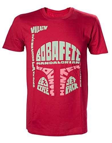 Preisvergleich Produktbild Star Wars T-Shirt -S- Boba Fett Word Play