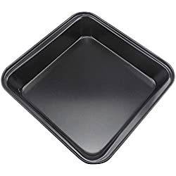 Okay Square Cake Pan, Black