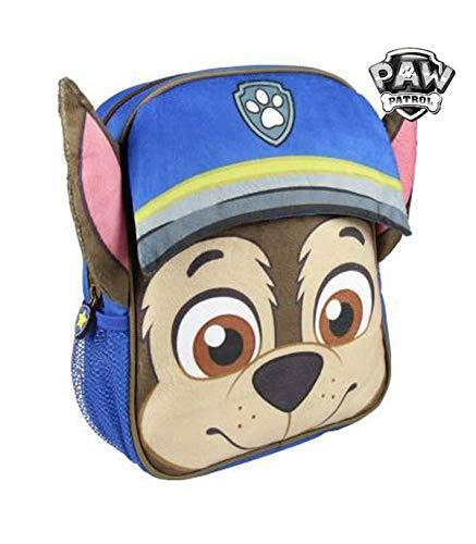 Paw Patrol La Patrulla Canina CD-21-2200 2018 Mochila infantil, 40 cm, Multicolor