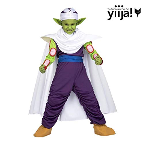 COSPLAY PARA NIÑO DE PICCOLO DRAGON BALL Z