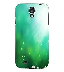 PrintDhaba Pattern D-2201 Back Case Cover for SAMSUNG GALAXY S4 (Multi-Coloured)