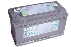 exide premium carbon boost car battery 100ah 900 a en new model for 2014 2015. Black Bedroom Furniture Sets. Home Design Ideas