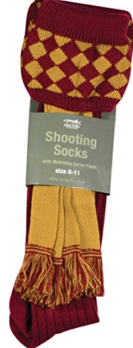 Jack-Pyke Hunting and Shooting Socks With Garters Test