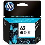 HP 62 C2P04AE Cartuccia Originale per Stampanti HP a Getto d'Inchiostro Compatibile con Stampanti HP Envy All in One 5540, 56