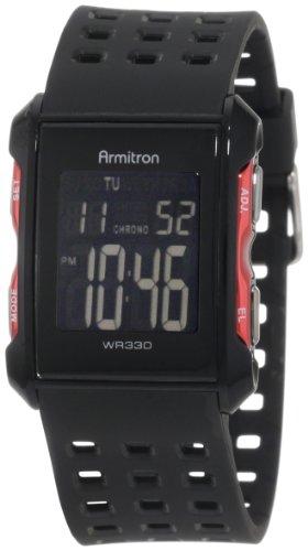 armitron-sport-herren-408177red-chronograph-black-and-red-digital-armbanduhr