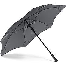 Paraguas De Romo Classic, Sombrilla seguro de tormenta, carbón - gris