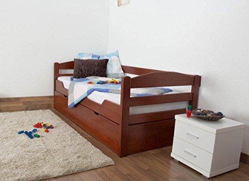 Kirsche Holz Einzelbetten (Kinderbett/Jugendbett