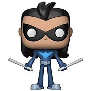 Funko POP Teen Titans Go Robin as Nightwing 20389
