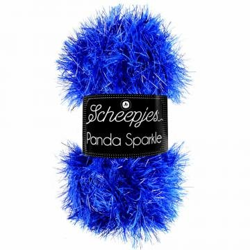 Scheepjes Panda Sparkle (360) Sapphire