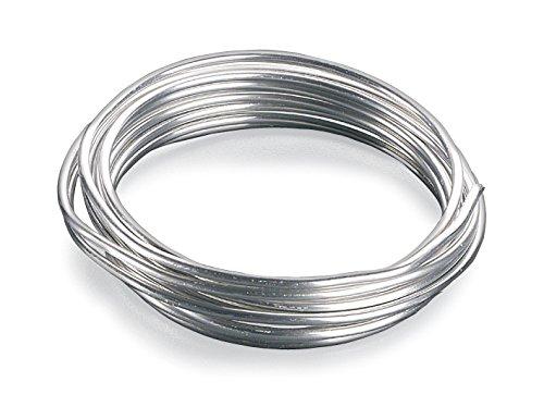 Knorr prandell 216464106 Aluminiumdraht (3 Meter lang, 0,3 mm Durchmesser)