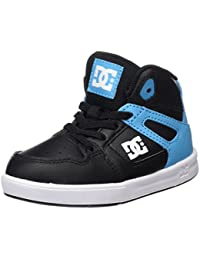 DC Shoes Rebound Ul, Baskets mode bébé garçon