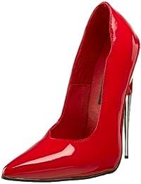 APPEAL 21 CHICE PLEASER Damen High Heels Pumps schwarz rot