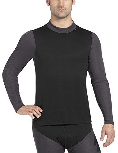 Gonso Herren Thermo-u-shirt Bergamo, graphite, XL, 12420