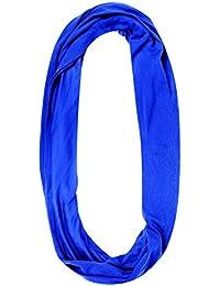 Buff Infinity Wool Plain Multi Functional Head Wear