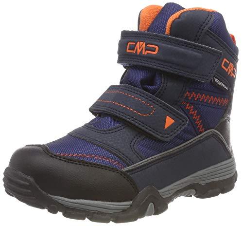 CMP Unisex-Kinder Pyry Bootsportschuhe, Blau (Marine M934), 29 EU