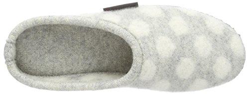 Pantofole Da Donna Giesswein Neuhof Grigie (ciottoli / 038)