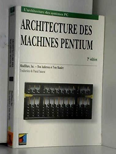 Architecture des machines Pentium