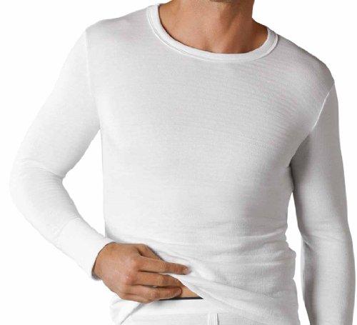 Soacks Uwear - Maglietta intima uomo baselayer termica, maniche lunghe, invernale
