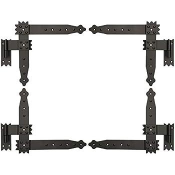 Kloben Schwarz 4 Winkelband Winkelbänder Türbänder Türband 300 x 300 x 50