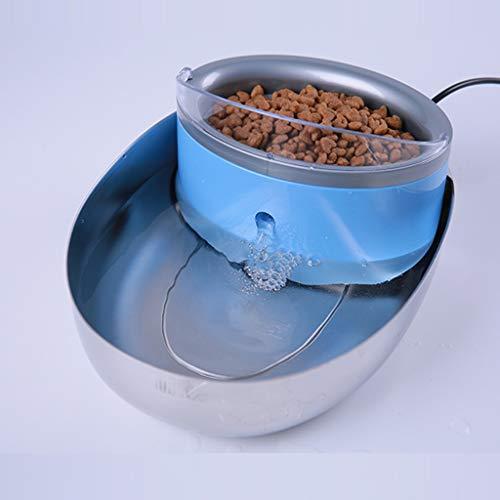 Haustiere Trinkbrunnens Automatische Zirkulation Katze Wassertrinker Live Wasser Filtration Wasserspender Haustier Katze Hundefutter Feeder Becken Futternapf Trinkbrunnen