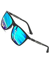 Gafas de sol polarizadas Hombre Mujer /UV400 gafas unisex Moderno conductores para golf/conducción