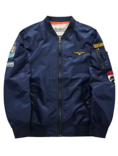 matchlife-hommes-design-armee-americaine-et-air-force-one-jacket-pilotes-sports-loisirs-col-v-collie