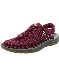 Keen Women's Uneek W Sandals, Anemone/Very Berry