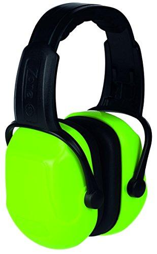 Scott Safety Z2HVHBE Zone 2-Headband HVG Earmuff SNR 31, HV Green