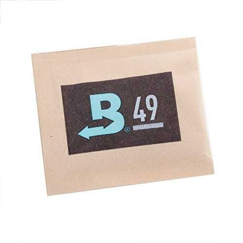 Boveda 49% RH 2-way Humidity Control, 8 gram - 10 Pack