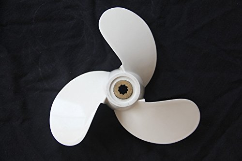 SSI 2. 5 HP 3 HP Propeller Yamaha 7 1 / 4 x 6 BS outboard 'BS type