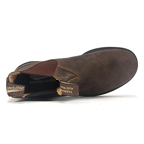Blundstone 500 - Classic, Unisex-Erwachsene Kurzschaft Stiefel Dunkelbraun