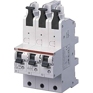 ABB Stotz S&J HLS-Schalter S751-E25L1 Selektiver Hauptleitungsschutzschalter 4016779698115