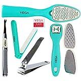 VEGA Pedicure Tools (Set of 8)