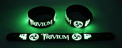 Trivium Nuovo. Si illuminano al buio braccialetto Bracelet TVM 166G